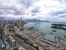 西九龍新鴻基 匯壐 4房全海景